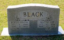 Rufus Frank Black