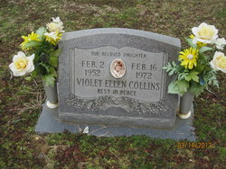 Violet Ellen Collins