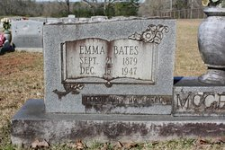 Emma Carrie <I>Bates</I> McGehee