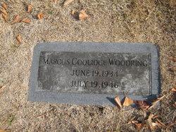 Marcus Coolidge Woodring