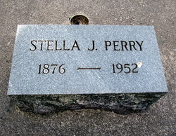 Stella J <I>Burdick</I> Perry