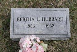 Bertha Lura <I>Lincoln</I> Hubbard