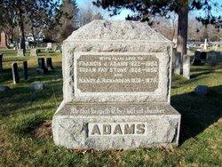 Susan Fay <I>Stone</I> Adams