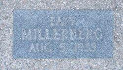 Baby Boy Millerberg