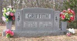 """William Darius """"Will"""" Griffith"""