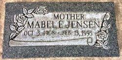 Mabel Eliza <I>Whittle</I> Jensen