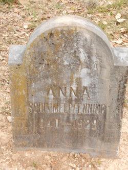 Anna <I>Bremer</I> Schimmelpfenning