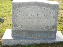 Shirley Wooley