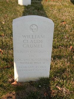 William Claude Crumel