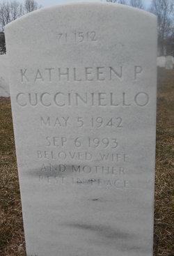 Kathleen P Cucciniello