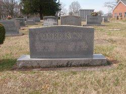 Ora Elsie <I>Sharpe</I> Morrison