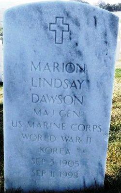 Marion Lindsay Dawson
