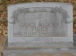Grace <I>Buckner</I> Fisher