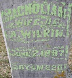 Magnolia Madora <I>Smith</I> Wilkin