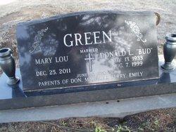 Mary Lou <I>McManus</I> Green