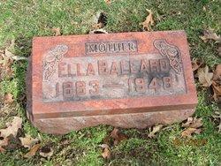 Ella <I>Forsythe</I> Ballard