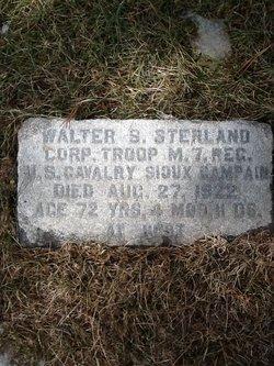 Corp Walter Scott Sterland