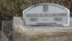 Lillian A. Hutchinson
