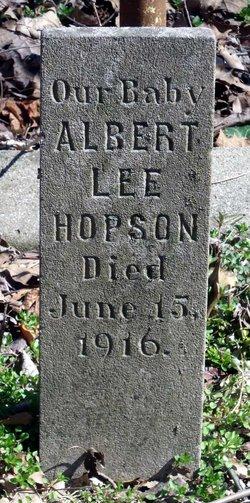 Albert Lee Hopson