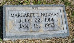 Margaret Alice <I>Taylor</I> Norman