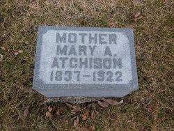 Mary Ann <I>Reece</I> Atchison