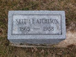 Nettie Florence <I>Dalzell</I> Atchison