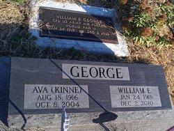 Ava <I>Kinne</I> George