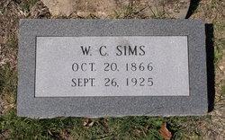 """William C. """"Bill"""" Sims"""
