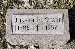 Joseph Edward Sharp