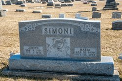 Mary <I>Rossi</I> Simoni