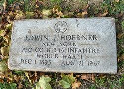 PFC Edwin J Hoerner