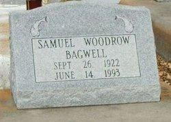 """Samuel Woodrow """"Woodrow"""" Bagwell"""
