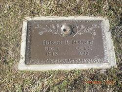Edison Rayburn Bodden