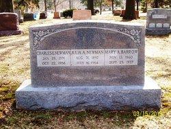 Mary Alice <I>Scott</I> Barrow