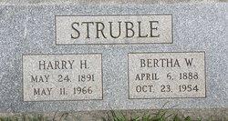 Harry Henry Struble
