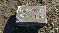 Earl W Genzen