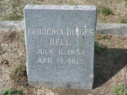 Eudochia <I>Digges</I> Bell
