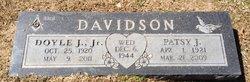 Patsy J Davidson