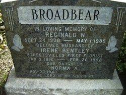 Reginald N. Broadbear