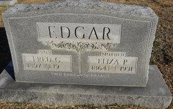 Eliza P Edgar