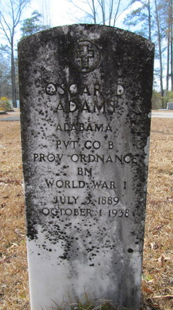 Oscar D. Adams
