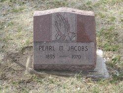 Pearl Mollie <I>Rainwater</I> Jacobs