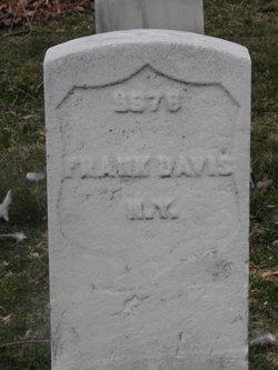 PVT Frank Davis