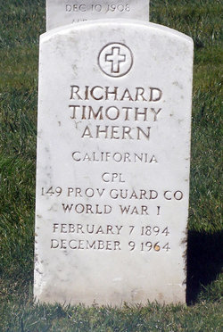 Richard Timothy Ahern