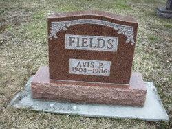 Avis P <I>Van Deventer</I> Fields