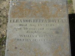 Eleanor Eliza Boylan