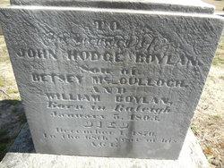 John Hodge Boylan