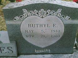Buthyl E. Hedges