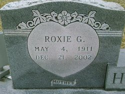 Roxie G. Hedges