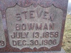 Stephen Isaac Bowman